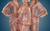 Historien om The Andrews Sisters med Underholdningsvogna og Ski Storband