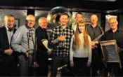 Jazzkafè med Afternoone Jazz Orchestra
