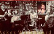 Asker Washboard Five med Edit Skattør vokal